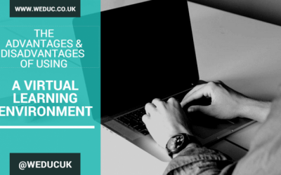 Advantages and Disadvantages of using a Virtual Learning Environment