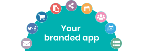 your branded app
