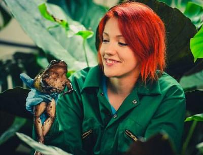 zookeeper woman